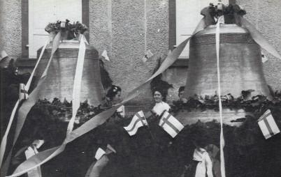 Einholung der Glocken 1950