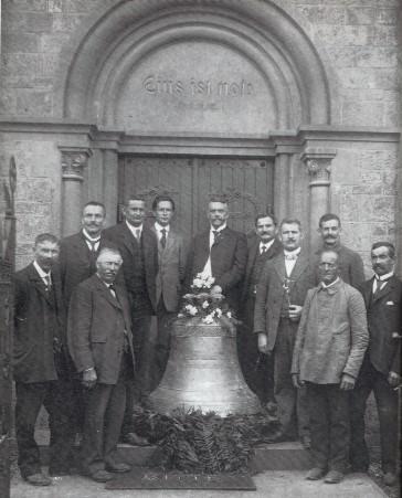 Glockenweihe 1921